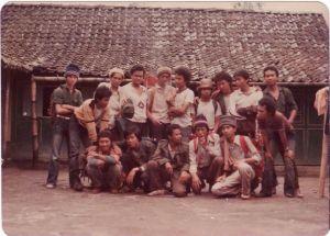 ekplorasi merapi 1982