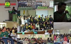 Seminar Pra Ekspedisi